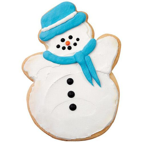 Let it Snow, Man cookie