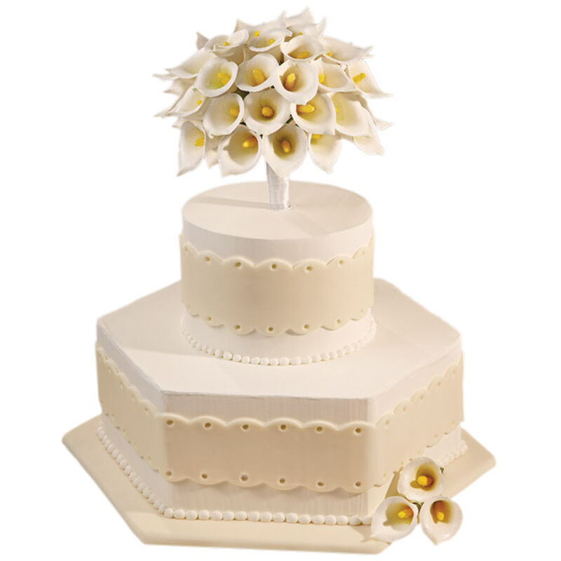 Calla Lily Classic Cake image number 0