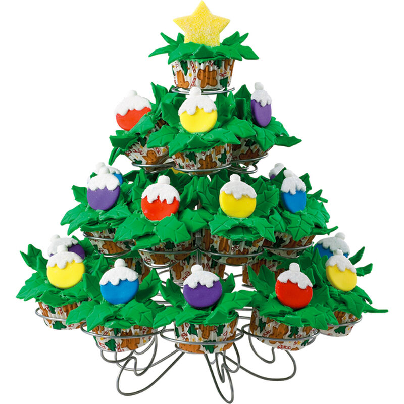 Yule Just Love This Tree! Cupcakes image number 0