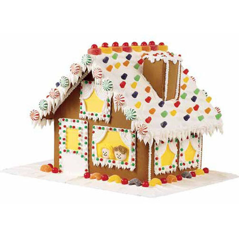 Polar Playhouse Gingerbread House image number 0