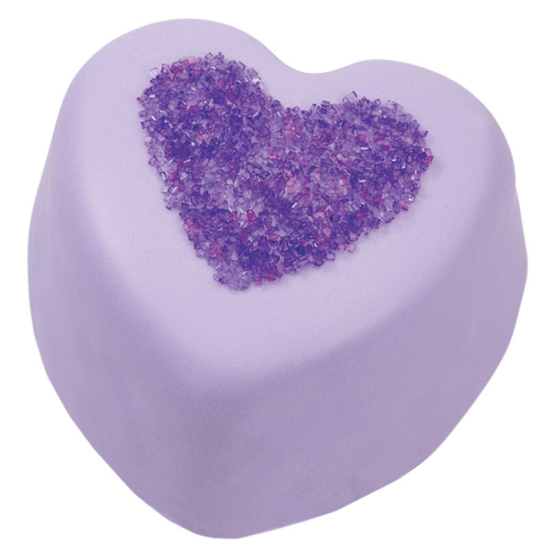 Violet Heart Mini Cakes image number 0