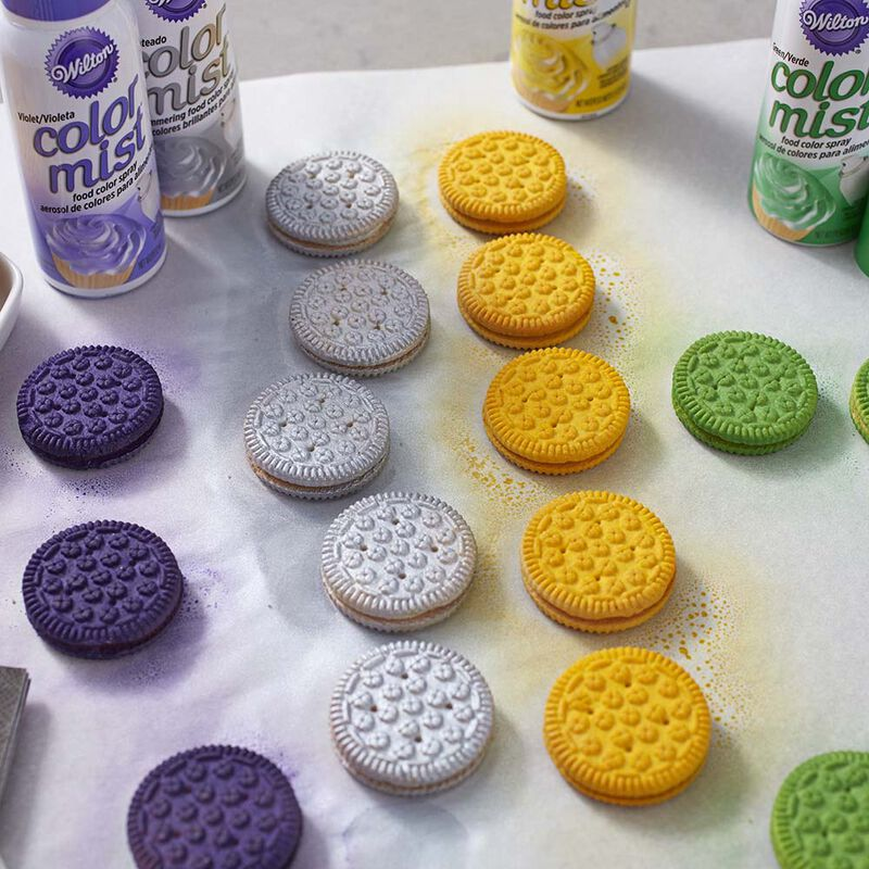 Wilton Team Colors Color Mist Cookies image number 1