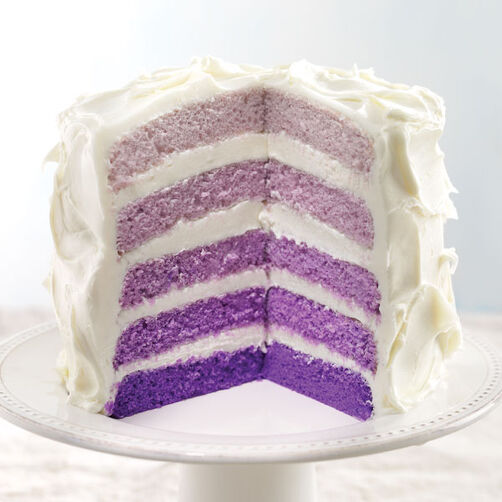 Baking Large Cake Layers