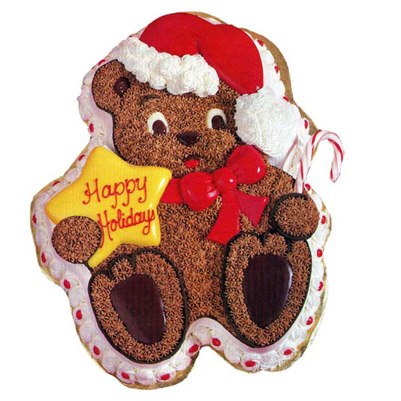 Merry Bear! Cake image number 0