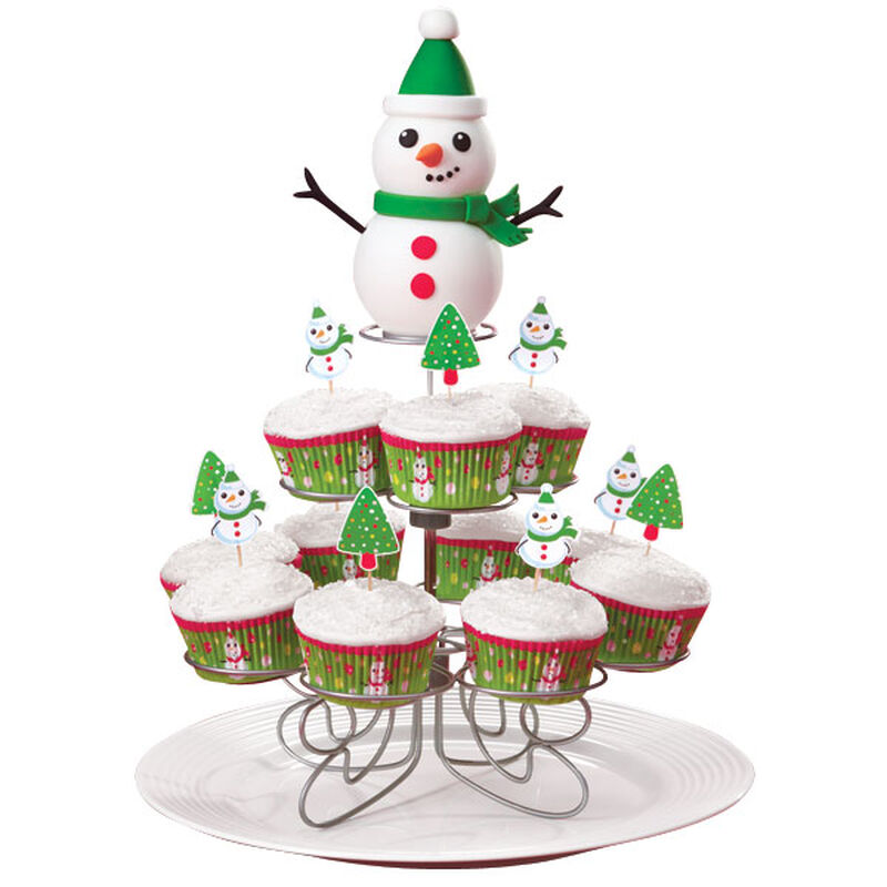 Snow-Capped Treats Cupcakes image number 0