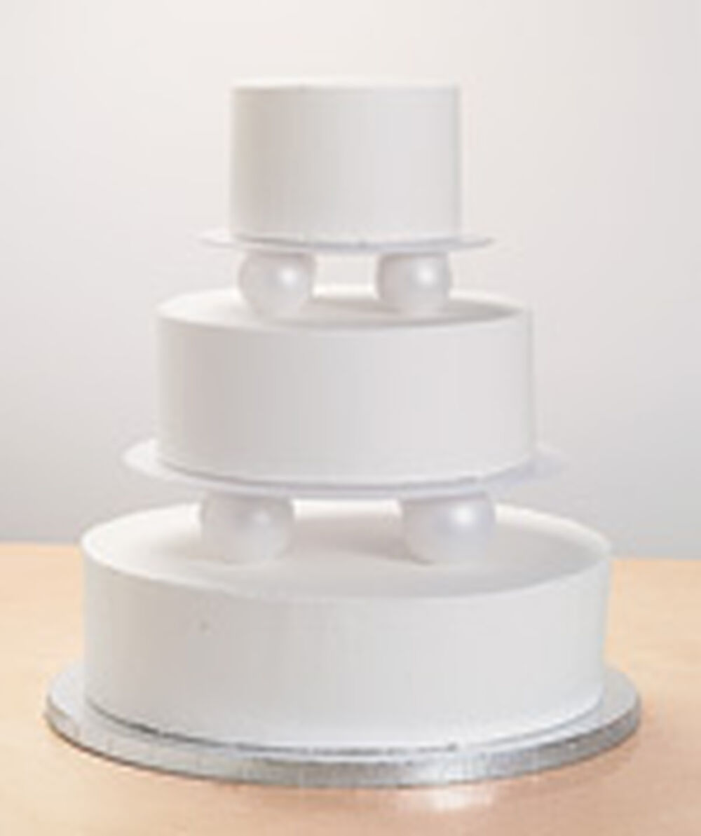 wilton wedding cake separators global pillar set wilton 27528