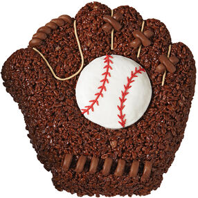 Crisped Rice Cereal Mitt