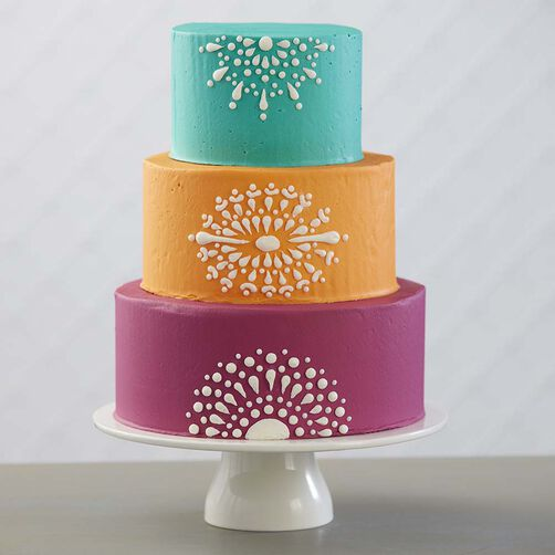 3 Tier Any Occasion Cake