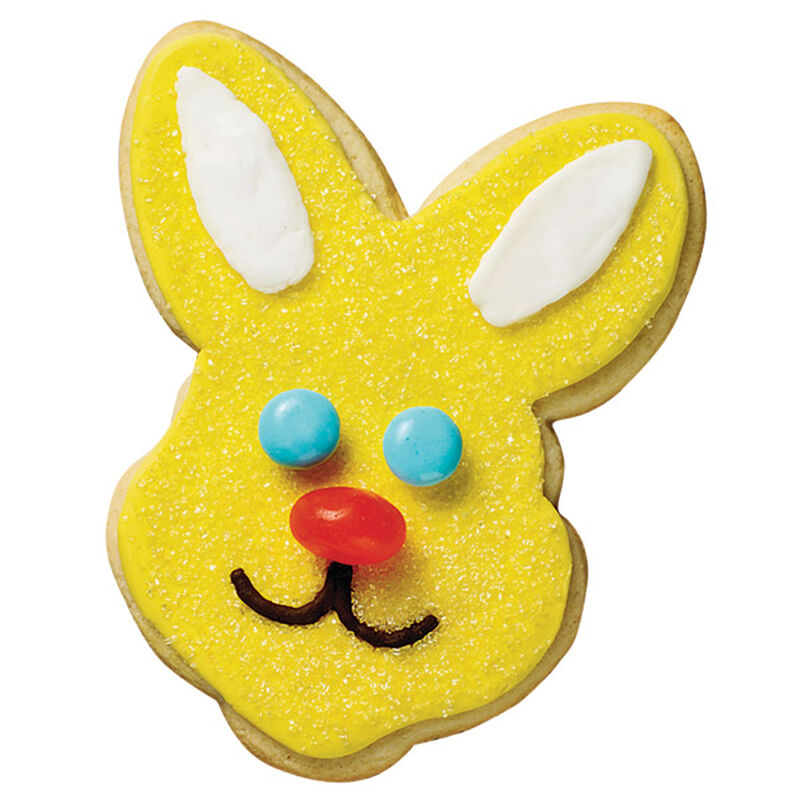 Sunny Yellow Bunny Cookie image number 0