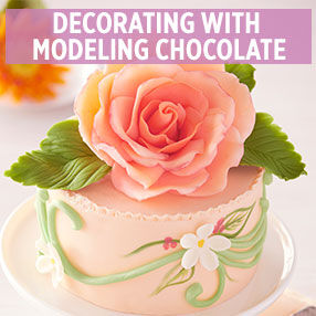 Decorating with Modeling Chocolate Class