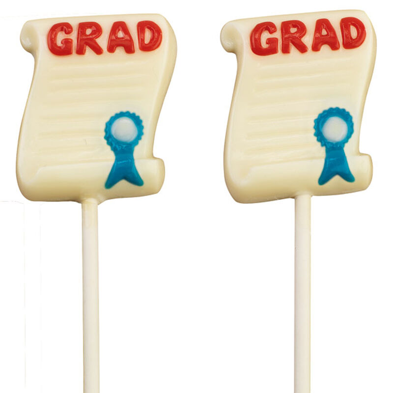 Diploma Pops Candy image number 0