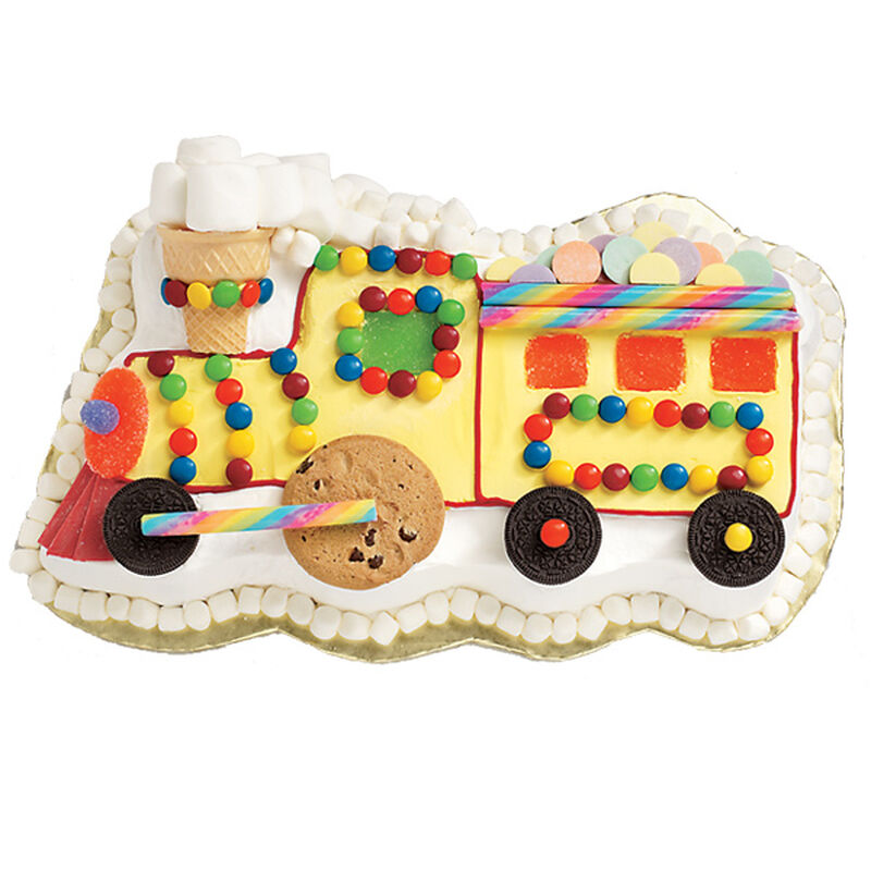 Candy Cargo Cake image number 0