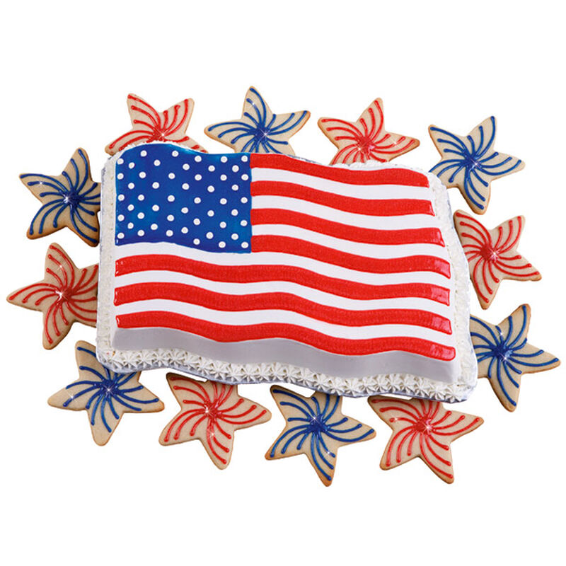 American Made Cake and Cookies image number 0