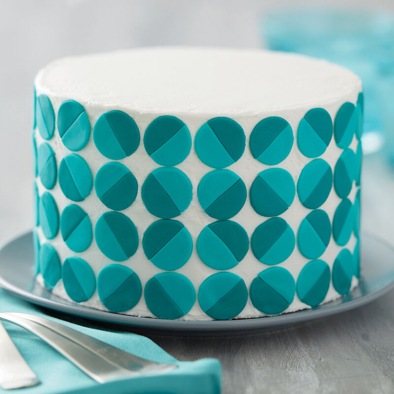 How to make a fondant inlay image number 1