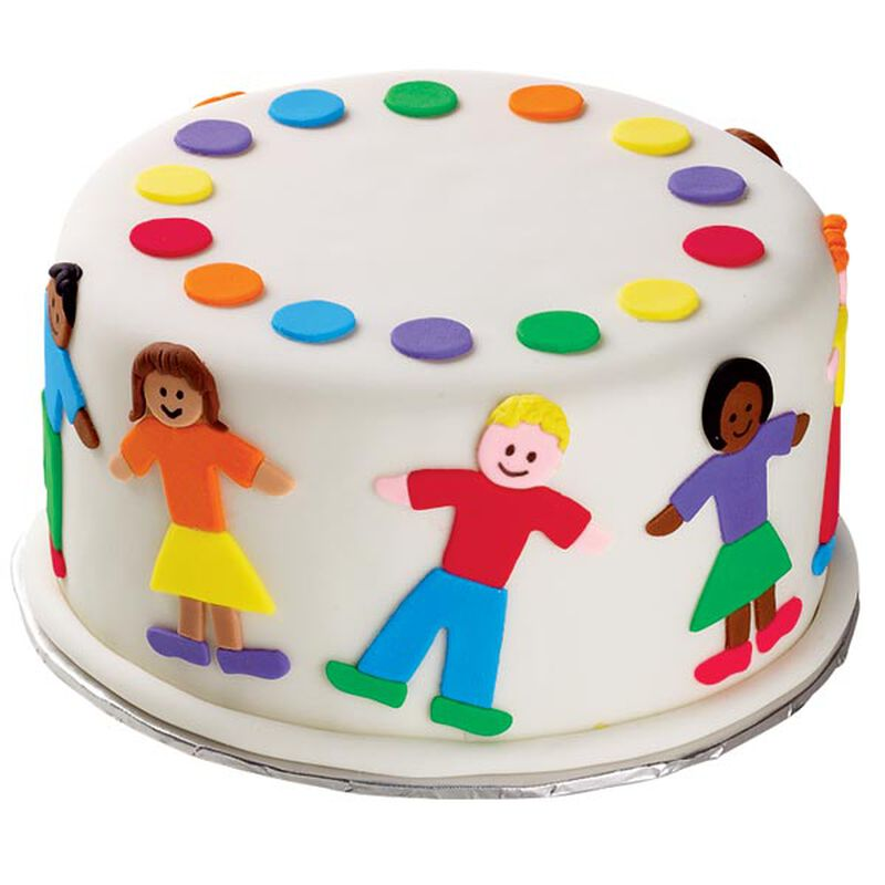 Playing with my pals cake image number 0