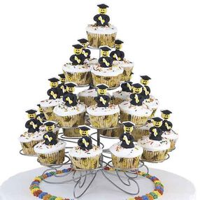 Towering Achievement Cupcakes