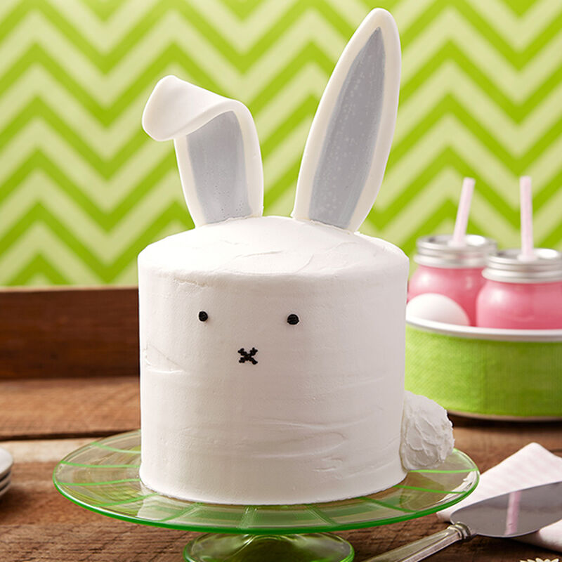 Floppy Ears Bunny Cake image number 0