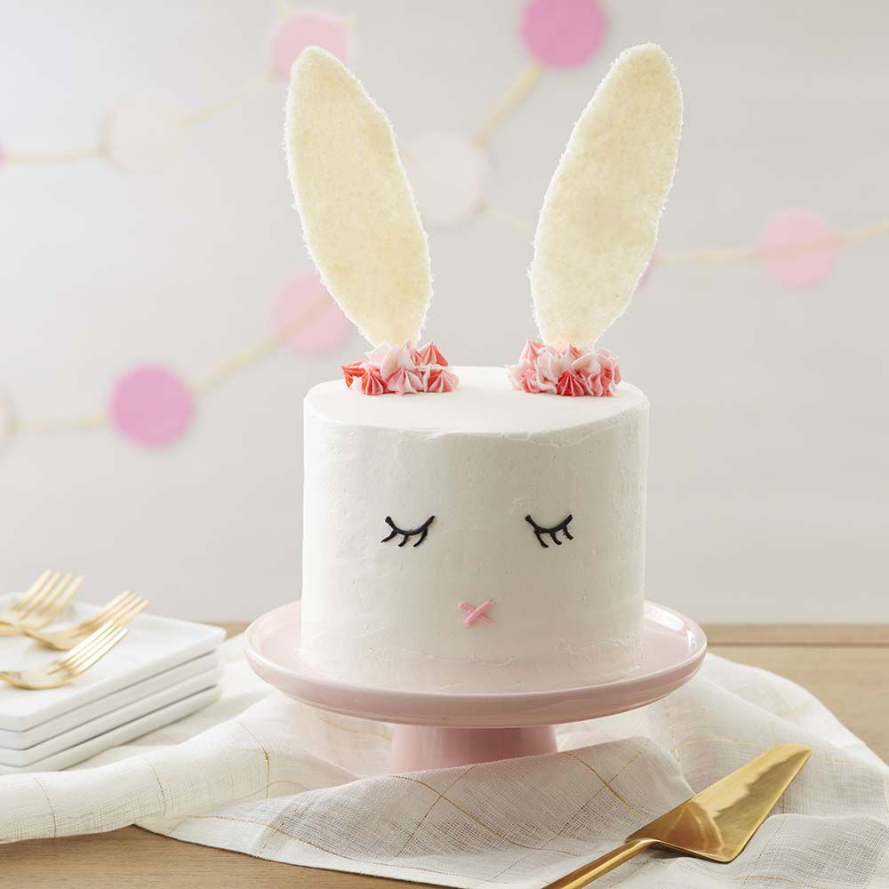 Easter Bunny Cake Zoom