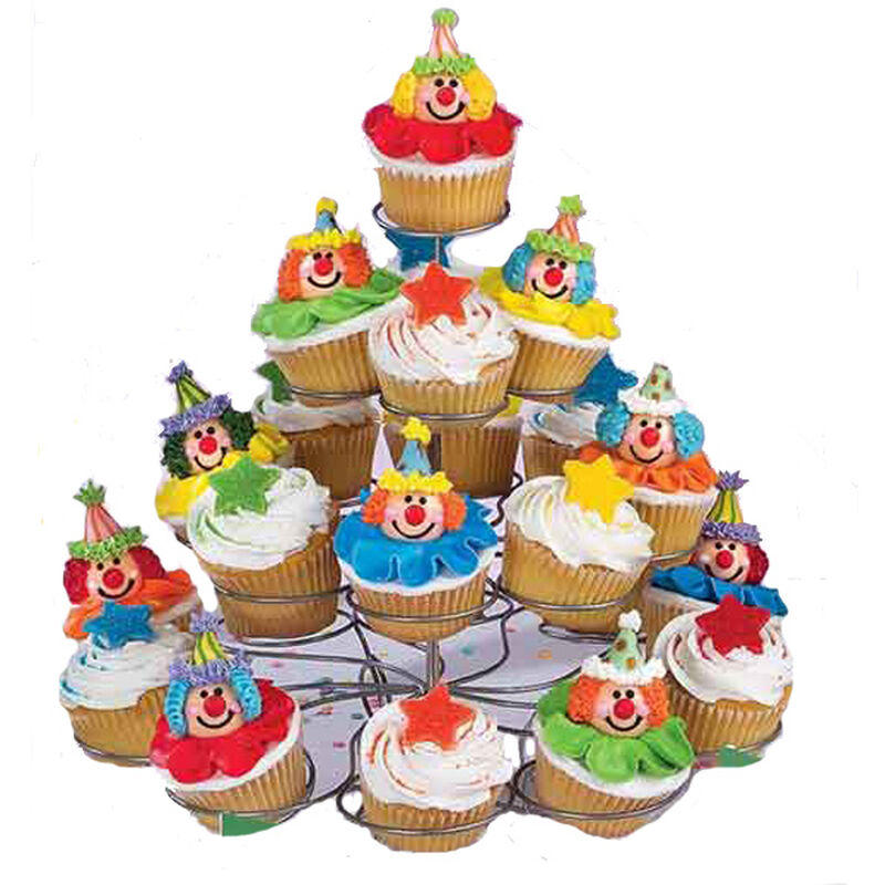 Clowning 'Round Cupcakes image number 0