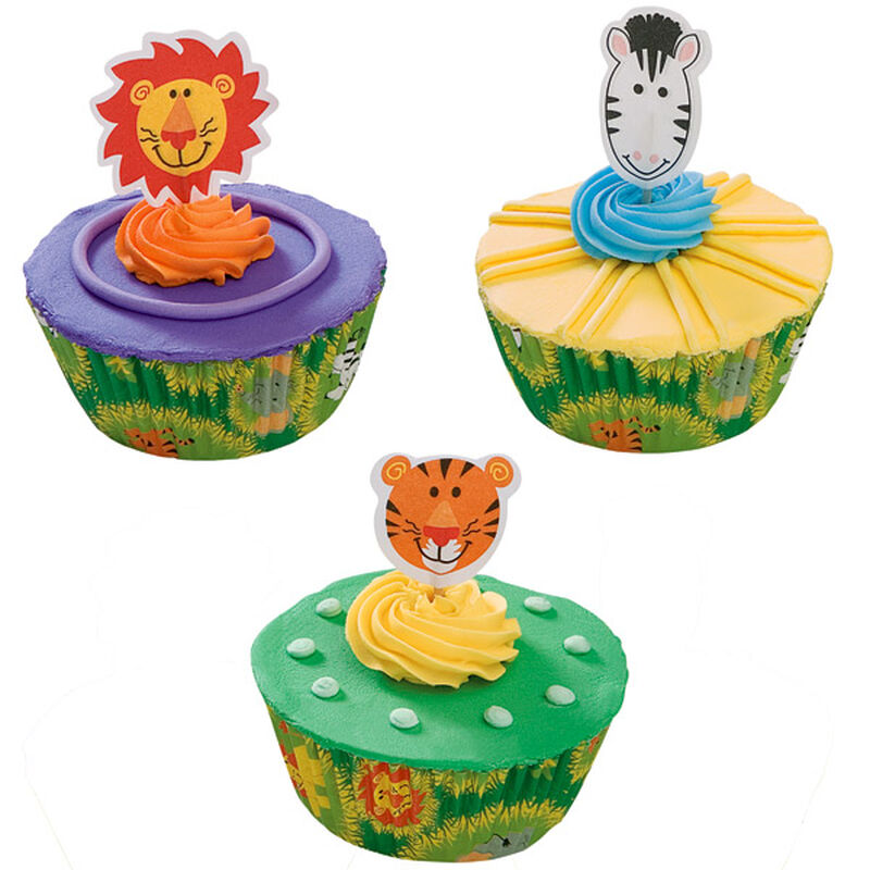 Call of the Wild Cupcakes image number 0
