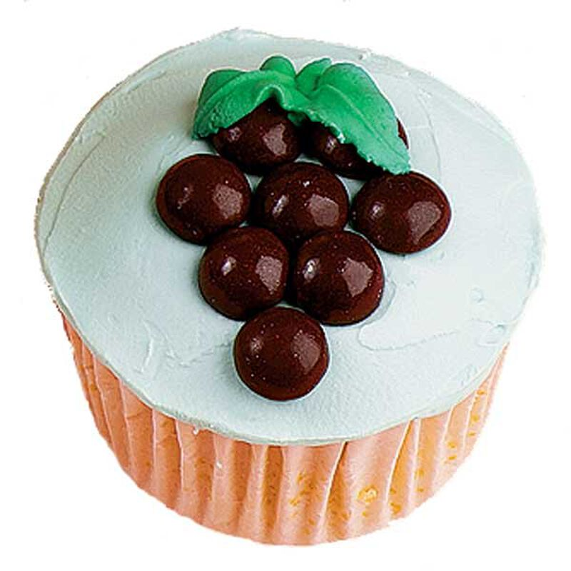 Grapes Aplenty Cupcakes image number 0