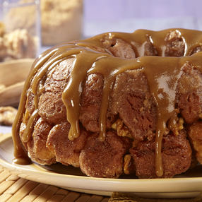 Saucy Monkey Bread