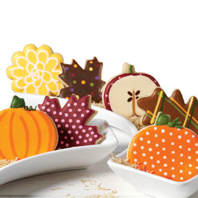 Autumn Cookie Cornucopia