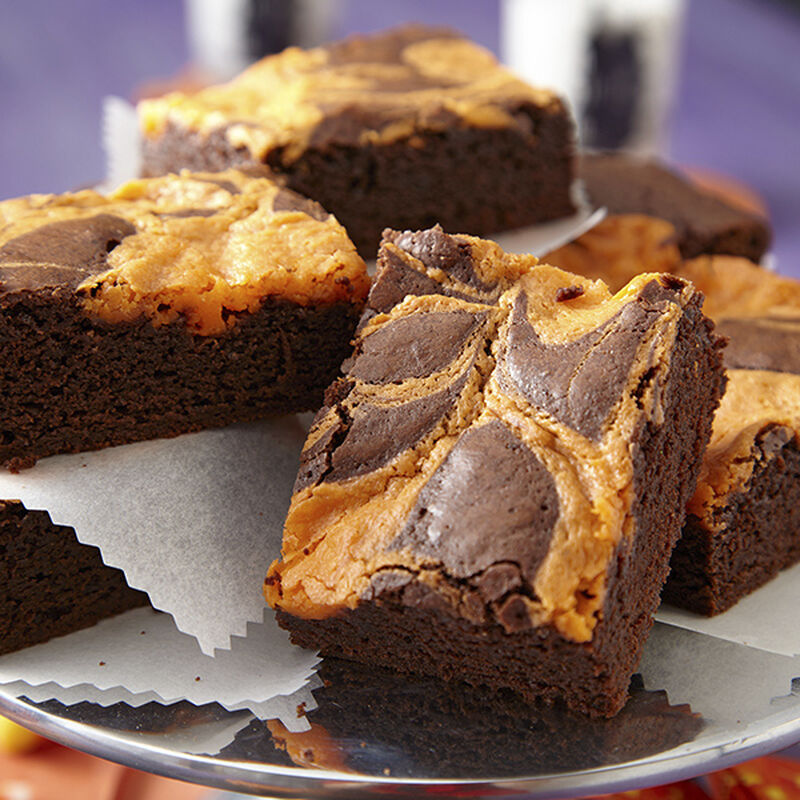 Candy Corn Brownies image number 0