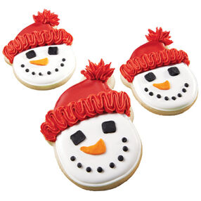 Warm Smiles Winter Cookies