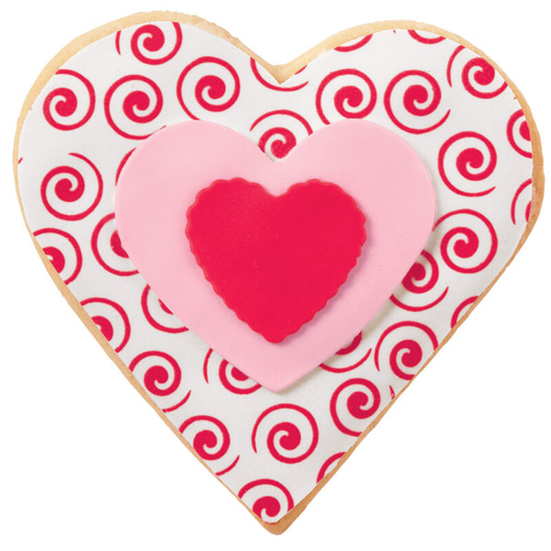 My Heart's A Swirl Cookies image number 0