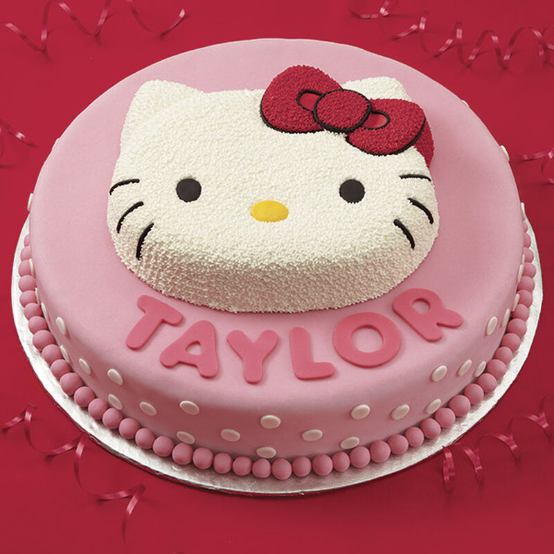 Hello Kitty Birthday Cake image number 0