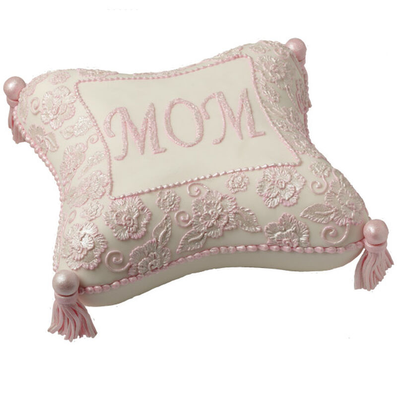Sew Very Nice Mother's Day Pillow Cake image number 0