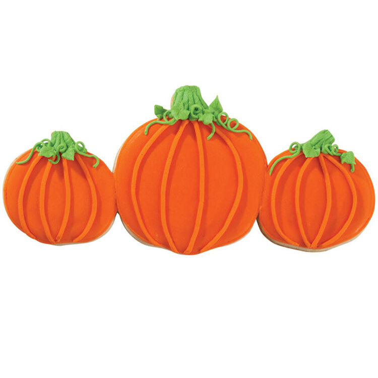 Pick of the Pumpkin Patch Cookies