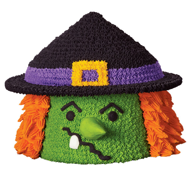 Wacky Witch Cake image number 0