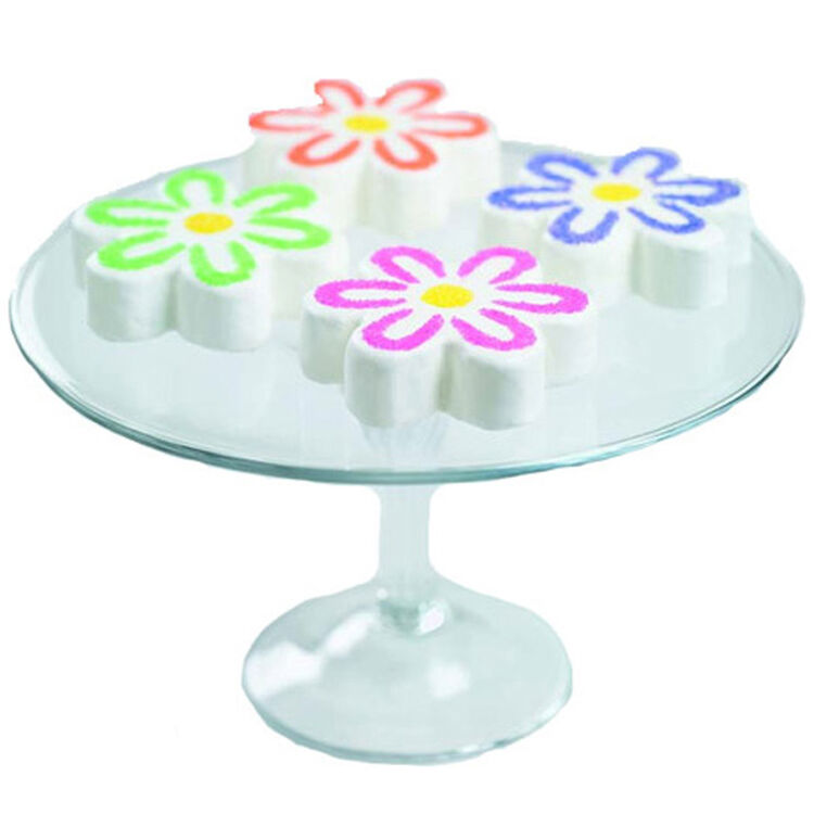 Coming Up Daisies Mini Cakes