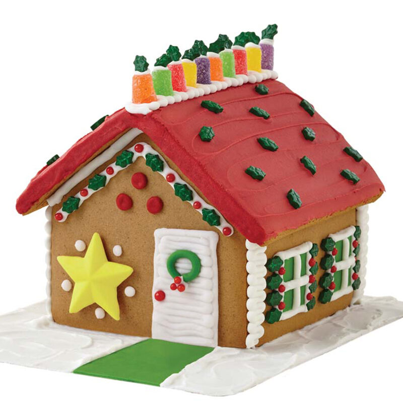 Star of the Holidays Gingerbread House #2 image number 0