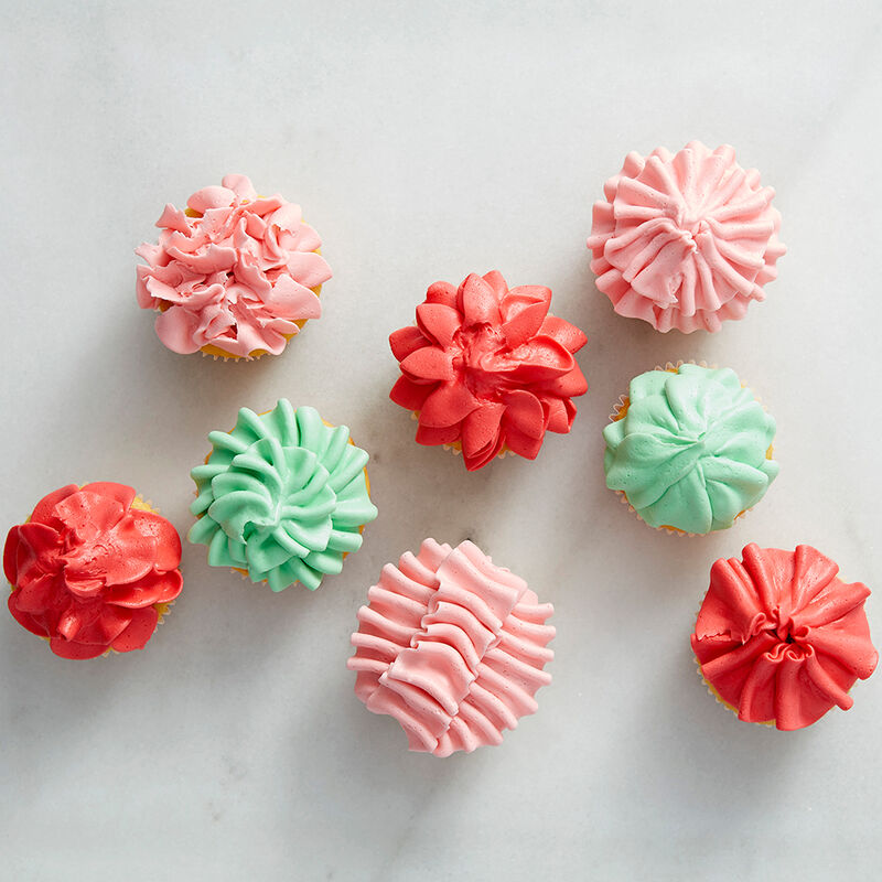Ruffle Cupcakes image number 0