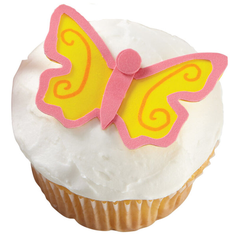 Brilliant Butterfly Cupcakes image number 0