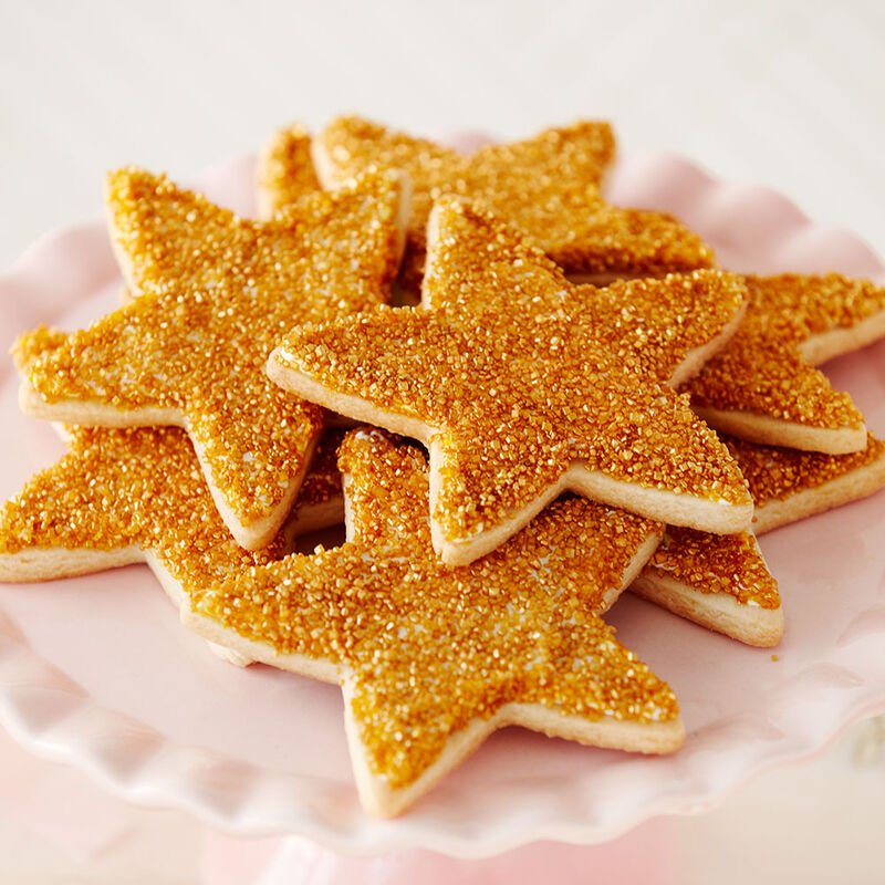 Sparkling Star Cookies image number 0