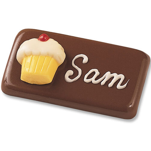 Molded Candy Plaques