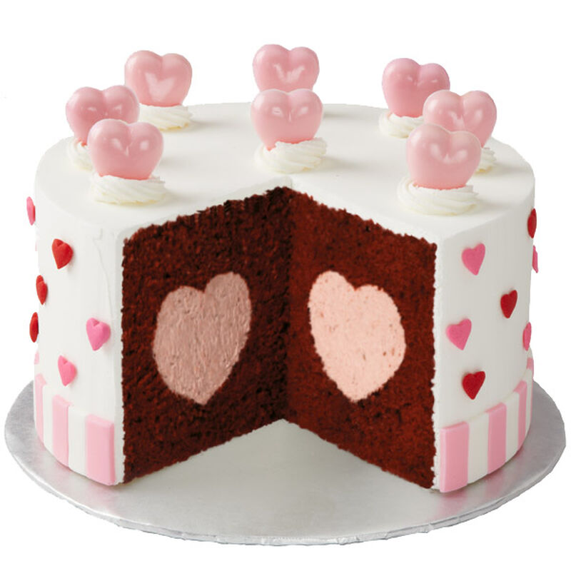 Hearts Galore Cake image number 0