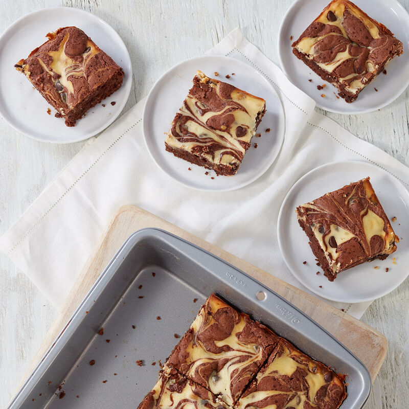 Marble Cheesecake Brownies image number 0