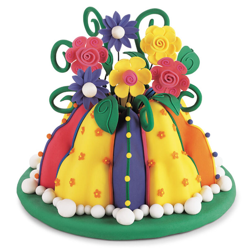 Dazzling Dimensions! Cake image number 0