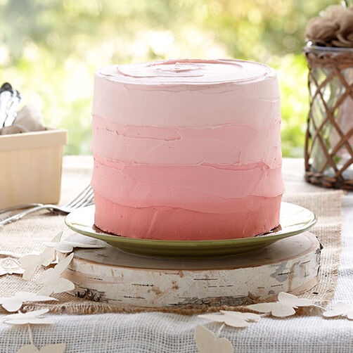 Image Result For Ombre Cake Frosting Recipe