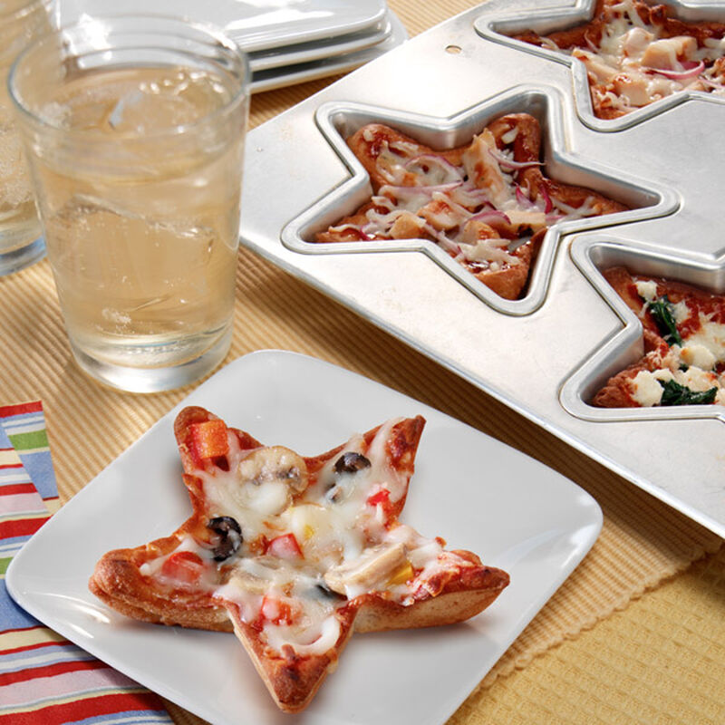 Four Cheese Mini Pizzas image number 0