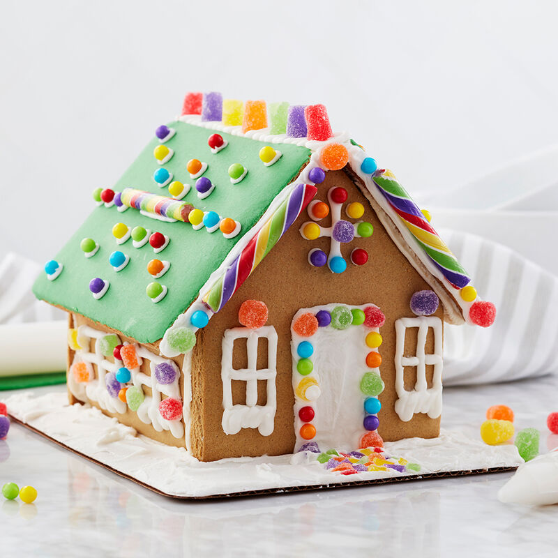 Spiced- Up Gingerbread House #2 image number 0