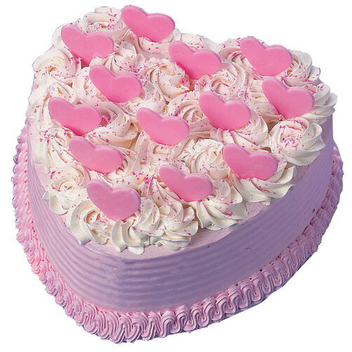 What the Heart Wants Cake