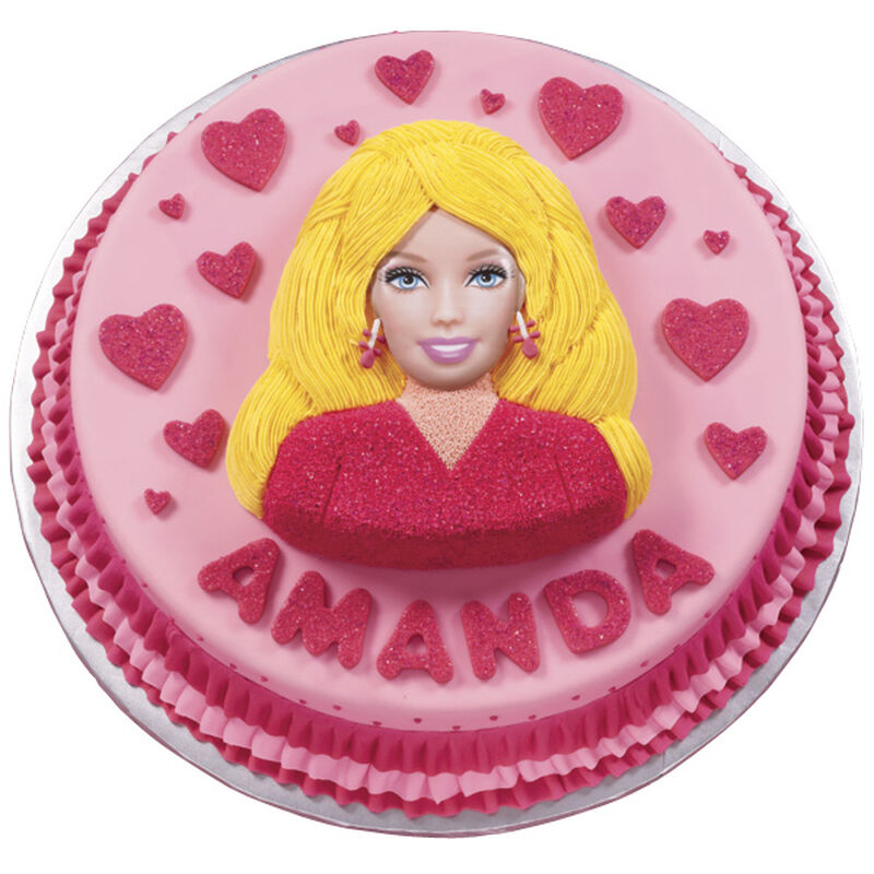 Barbie Birthday Cake image number 0