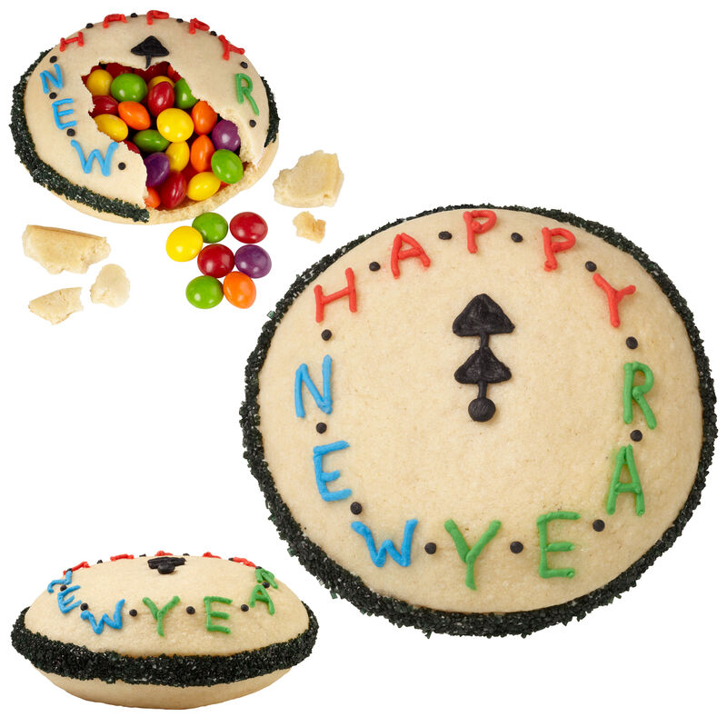 Time for a New Year Piñata Treats image number 0