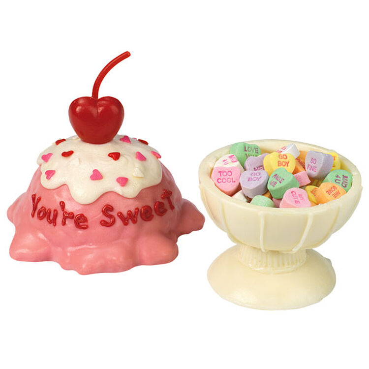 Bowl Over Your Valentine! Candy